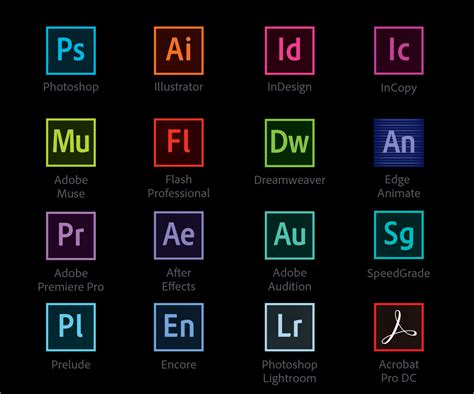 Design, Create, And Inspire With Adobe Creative Cloud