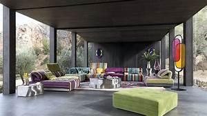 Roche Bobois Paris : voyage immobile modular sofa collection nouveaux ~ Farleysfitness.com Idées de Décoration