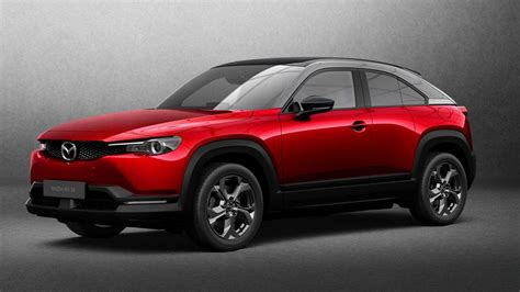 Mazda MX-30 Debuts For US, Goes On Sale This Fall