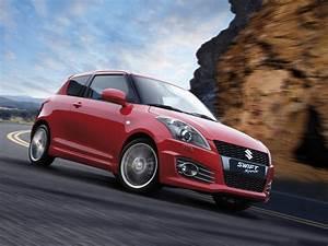 Japanese Car Photos 2012 Suzuki Swift Sport