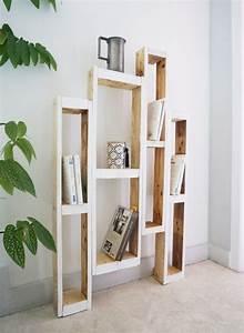 étagère En Palette : etag re en palette par coralie sur l 39 air du bois ~ Dallasstarsshop.com Idées de Décoration