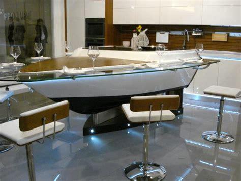 Stunning Boat Kitchen, Milan 2010  Freshomecom