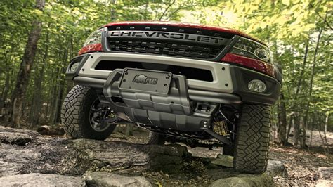 chevrolet colorado zr bison  ultimate midsize