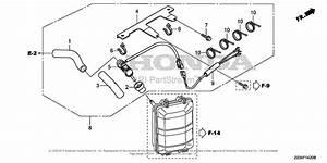 Honda Eu3000is Parts Diagram