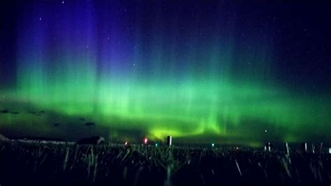northern lights in michigan northern michigan catches spectacular views of the
