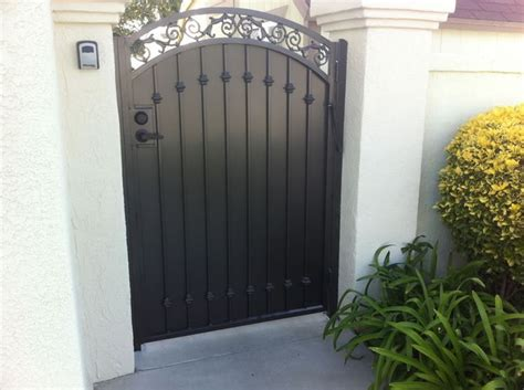 wrought iron garden gates search landscaping