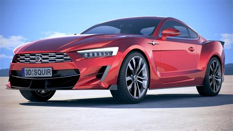 Generic Muscle Car v2 2018