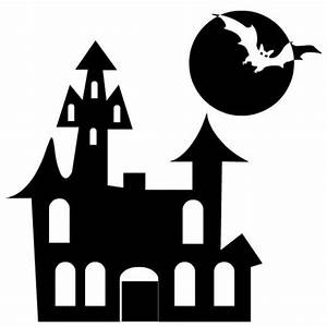 Free Black & White Halloween Clip Art http://wordplay ...