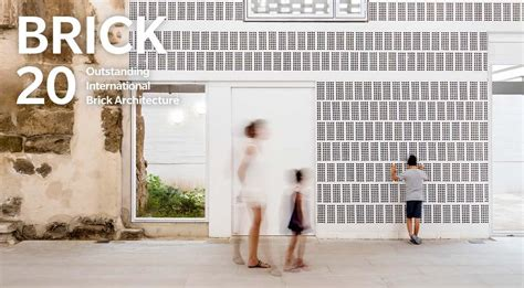 Auslobung Wienerberger Brick Award 2020 by Wienerberger Brick Award 2020 Les Candidatures Sont