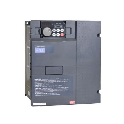 Mitsubishi Variable Frequency Drive by 10hp 460v Mitsubishi Vfd Inverter Ac Drive Fr F740 00170 Na