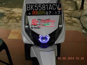 100 Modifikasi Lampu Honda Beat Fi