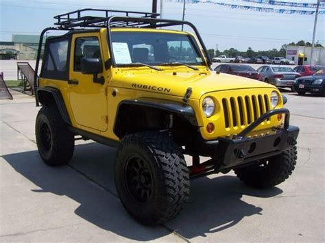 Sell Used 2008 Jeep Wrangler Rubicon Sport Utility 2-door