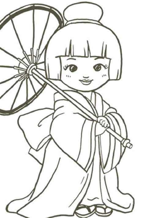 japan coloring pages printable japan coloring pages