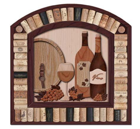wine bottle cork holder wall decor scroll saw wall wine cork wall display pattern