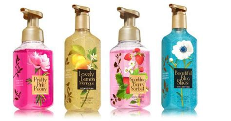 bed bath and body works bath body works hand soap for 2 40 southern savers