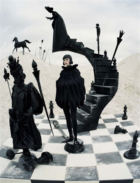 crow faery laura dream world tim walker