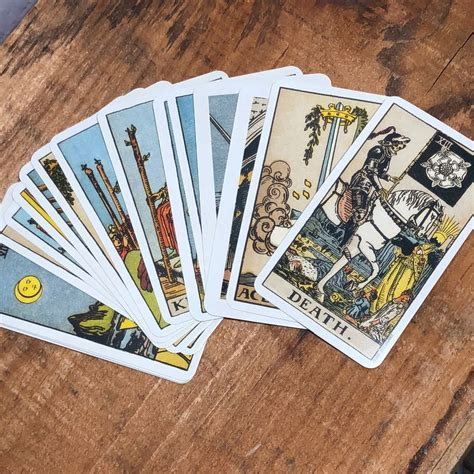 We did not find results for: SMITH-WAITE TAROT CARDS CENTENNIAL EDITION DECK » Boardwalk Vintage