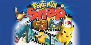 pokemon snap heading wii u virtual console europe