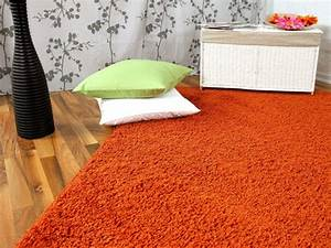 Langflor Teppich Saugen : hochflor langflor teppich shaggy nova orange sonderaktion sonderposten hochflor langflor ~ Markanthonyermac.com Haus und Dekorationen