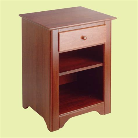 End Tables Bedroom by End Tables Bedroom Cherry Stain Birch Shaker End Table