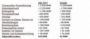 Bereinigtes Einkommen Berechnen : jahres berschuss archives ~ Themetempest.com Abrechnung