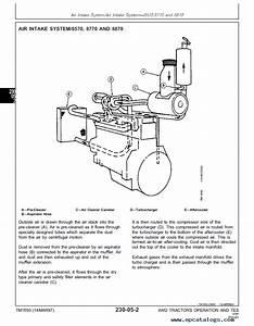 John Deere 8570 8770 8870 8970 Tractor Operation Test Pdf