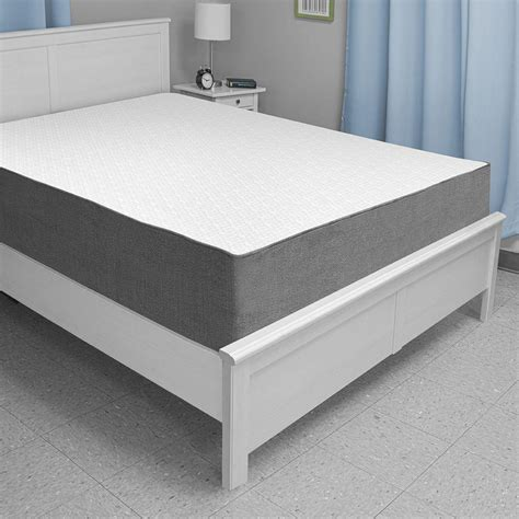 hybrid memory foam mattress biopedic 14 in h king size luxury hybrid memory foam