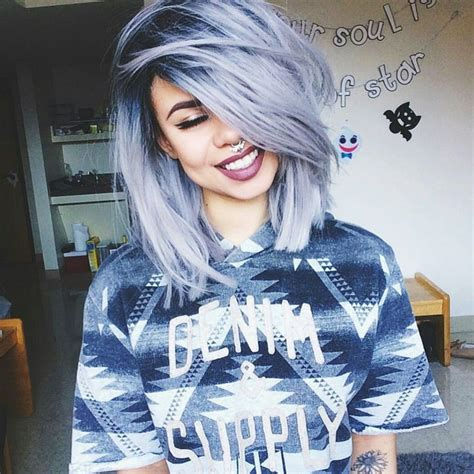 Dying Hair Ideas For Black Hair by 25 Best Ideas About Blue Hair On