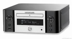 Marantz M-cr610 - Manual - Compact Disc Receiver
