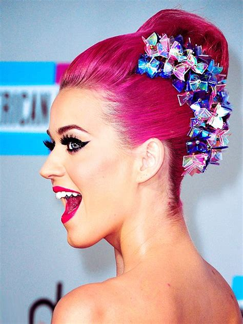 amazing katy perry hairstyles pretty designs