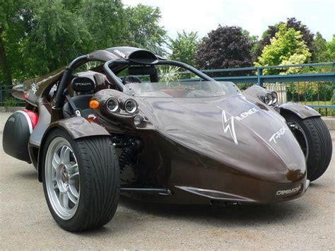Top 5 Three-wheeled Vehicles