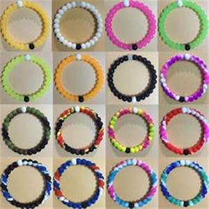 different colors of lokai bracelet
