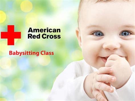 american red cross babysitters training sage ymca