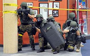Police Swat Team Tactical