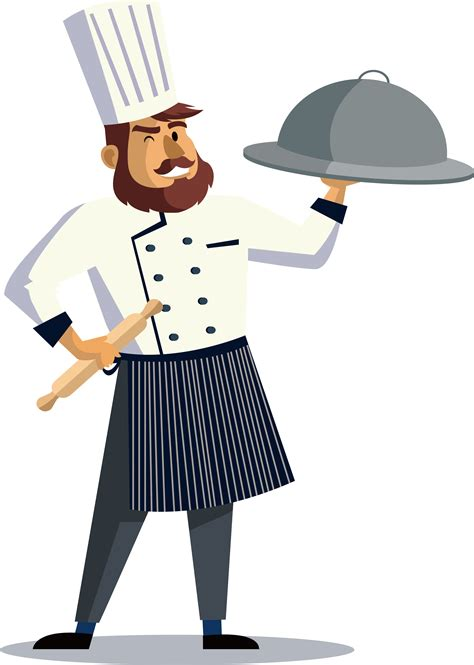 cooking clipart restaurant chef cooking restaurant chef