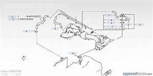 Pcv Valve Location On A Euro 2 5xt 2005