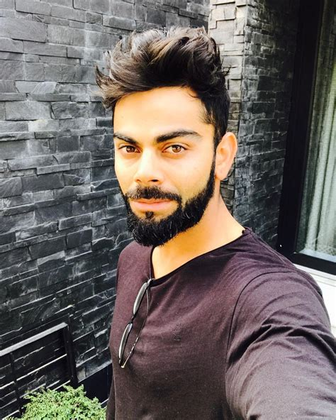 new hair style virat kohli on quot a lazy day at home is all you 6839