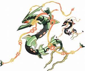 Pokemon Mega Rayquaza Card Images | Pokemon Images
