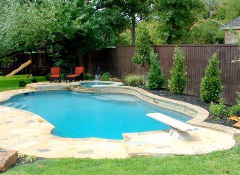 backyard swimming large backyard pools with diving boards freeform swimming pool with diving area southlake