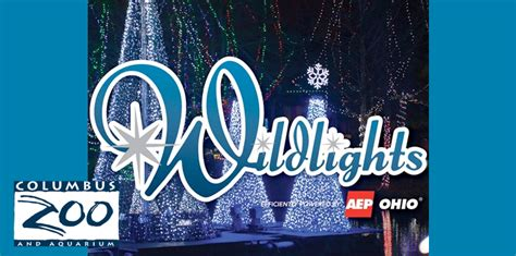 get zoo wildlights tickets for half this weekend