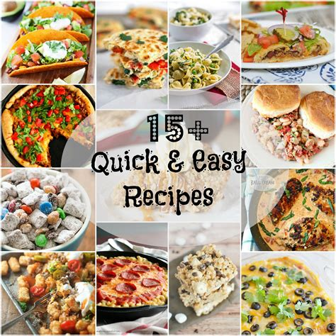 cuisine easy orens 15 easy recipes my kitchen craze