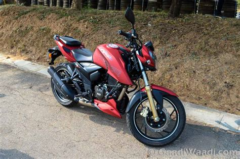 Tvs Apache Rtr 200 Fi With Abs Launching Soon In India