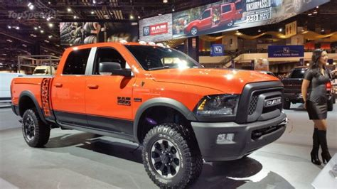 10 Most Anticipated Full Size Pickup Trucks of 2017