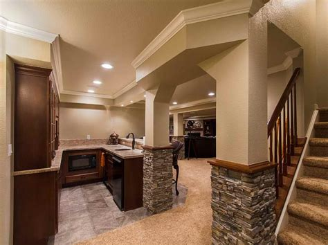 Home Design Basement Ideas by Basement Finishing Ideas Your Home