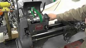 Powr Kraft Lathe Spindle Repair --- Video  50