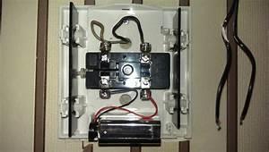 Klingel Anschließen 2 Kabel : t rklingeln anschlie en elektronik strom klingel ~ A.2002-acura-tl-radio.info Haus und Dekorationen