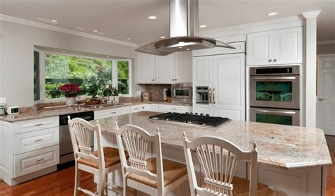 kitchen with cooktop in island how to install kitchen island 8744