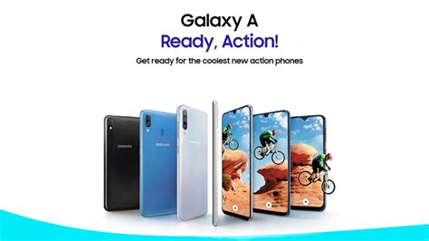 samsung galaxy a series launch microsite goes live in india with first official images techradar