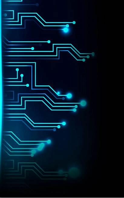 Circuit Animated Loop Steam Artwork