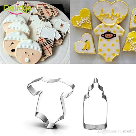 2019 3d lovely baby series stainless steel cookie cutter